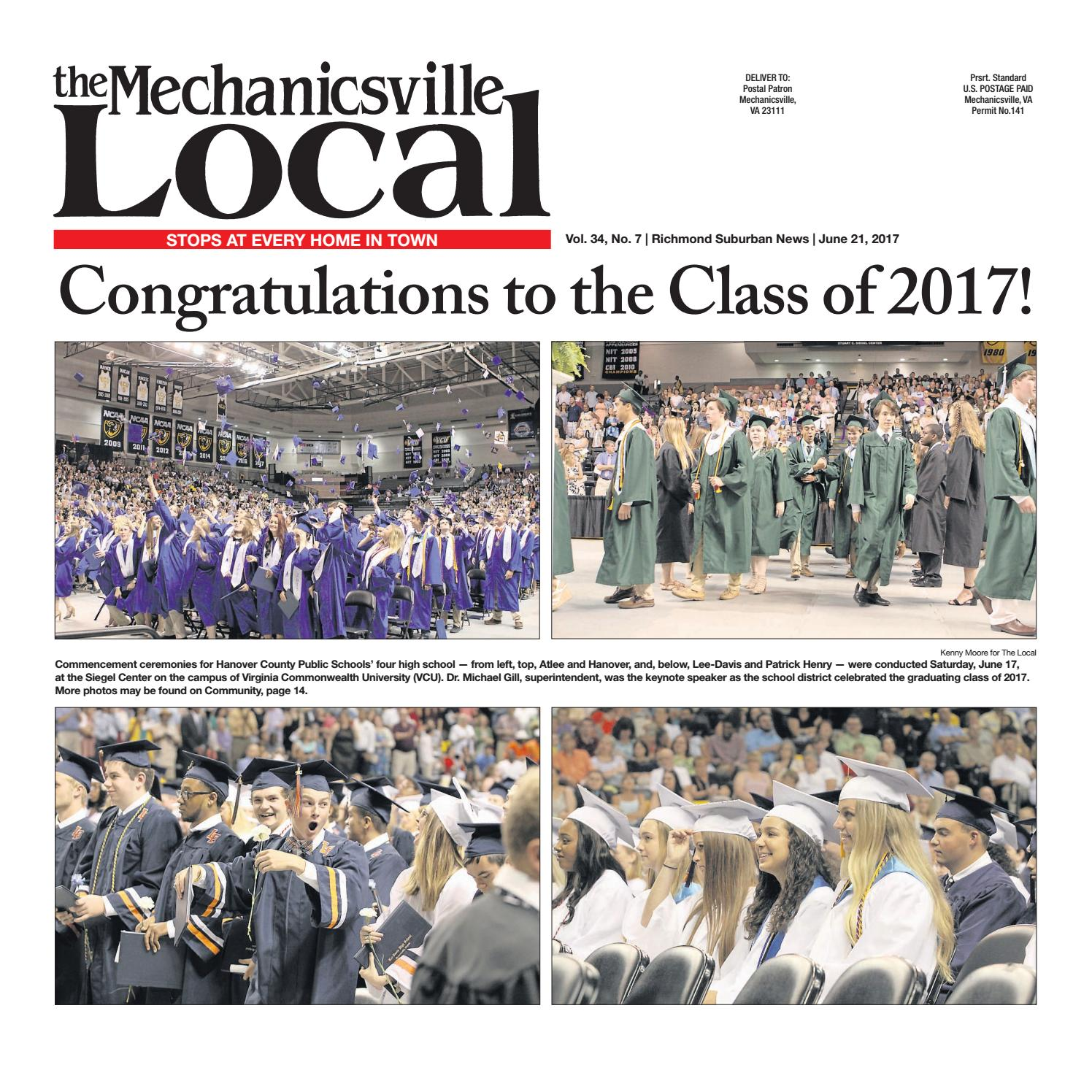 06 21 17 by The Mechanicsville Local issuu