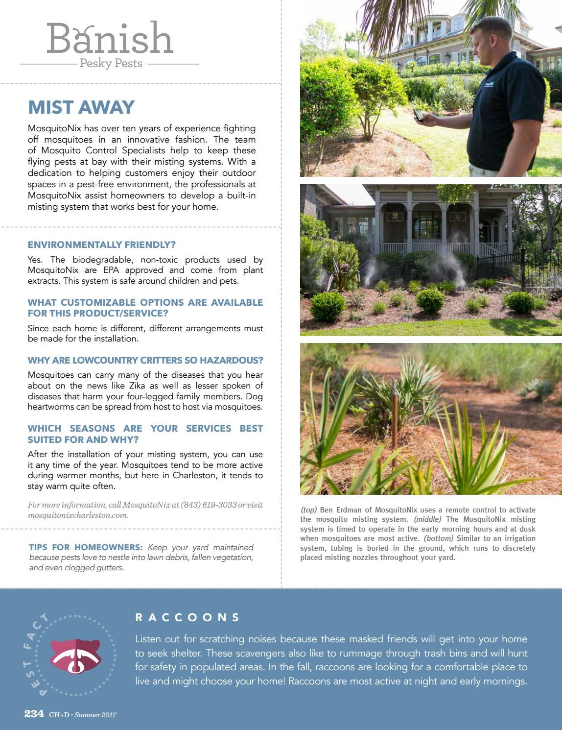 Charleston Home + Design Magazine: Summer 2017