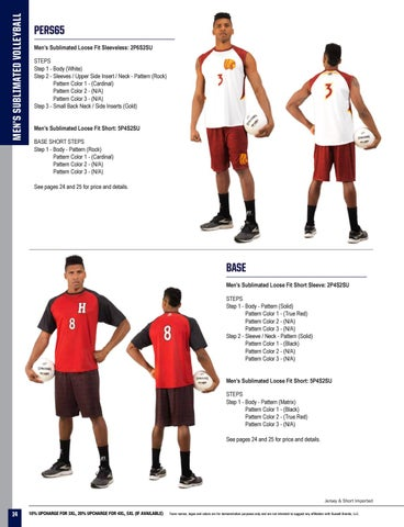 0b48d794f6b Russell Volleyball Catalog 2017 by LTS - Legacy Team Sales - issuu