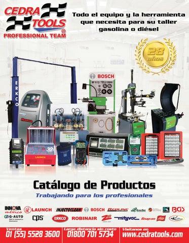Catalogo De Productos Cedratools 2017 By Cedratools Issuu