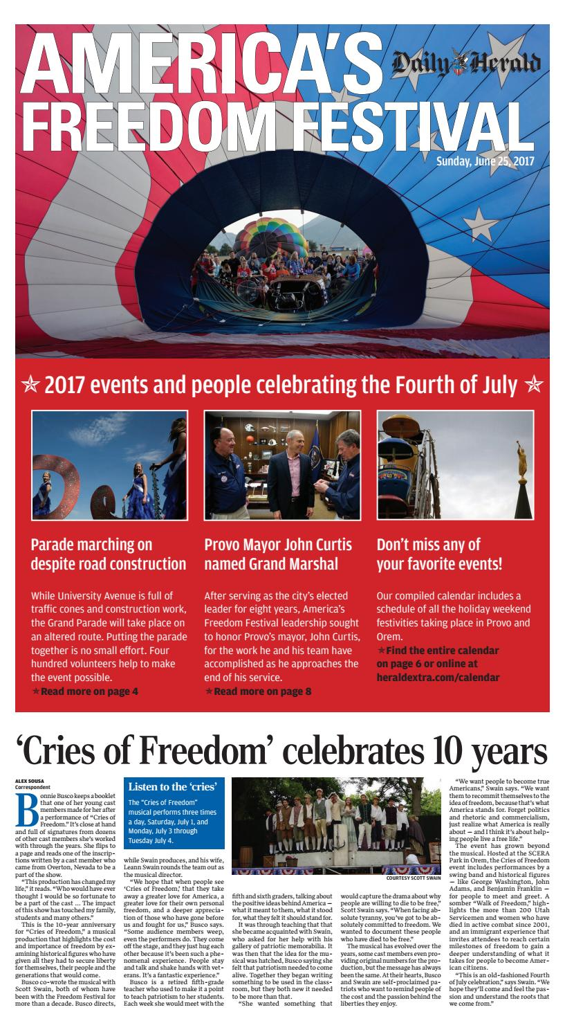 America's Freedom Festival by Daily Herald - issuu