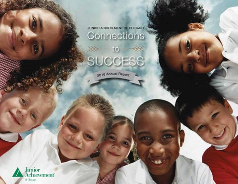 JA 2016 Annual Report by Junior Achievement of Chicago - issuu