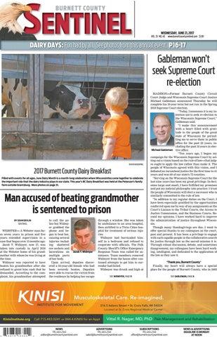 2cafdaf7d Burnett County Sentinel 06 21 17 by Burnett County Sentinel - issuu