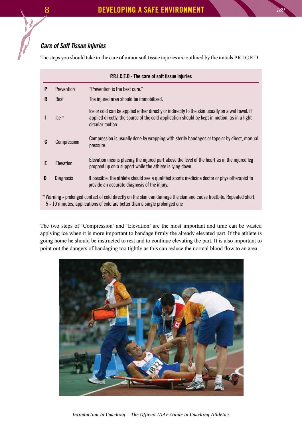 IAAF Introduction to coaching by Athletics Fiji - Issuu