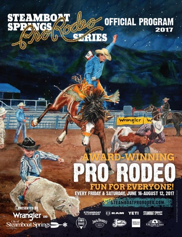 Rodeo Program - Summer 2017 by Steamboat Pilot   Today - issuu 90d1067e3be7