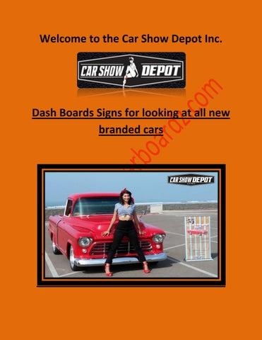 Custom Cars Custom Vinyl Graphics Www Showcarboardz Com By Show Car - Custom car show signs