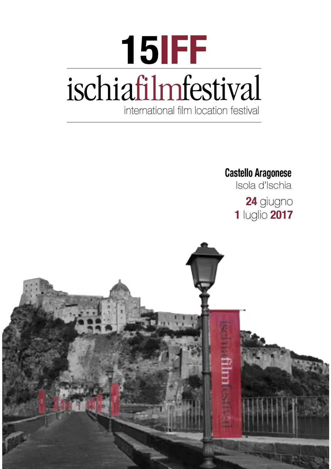 Ristorante Martina Rosa Ischia catalogo ischia film festival 2017 by ass. cult. art movie e