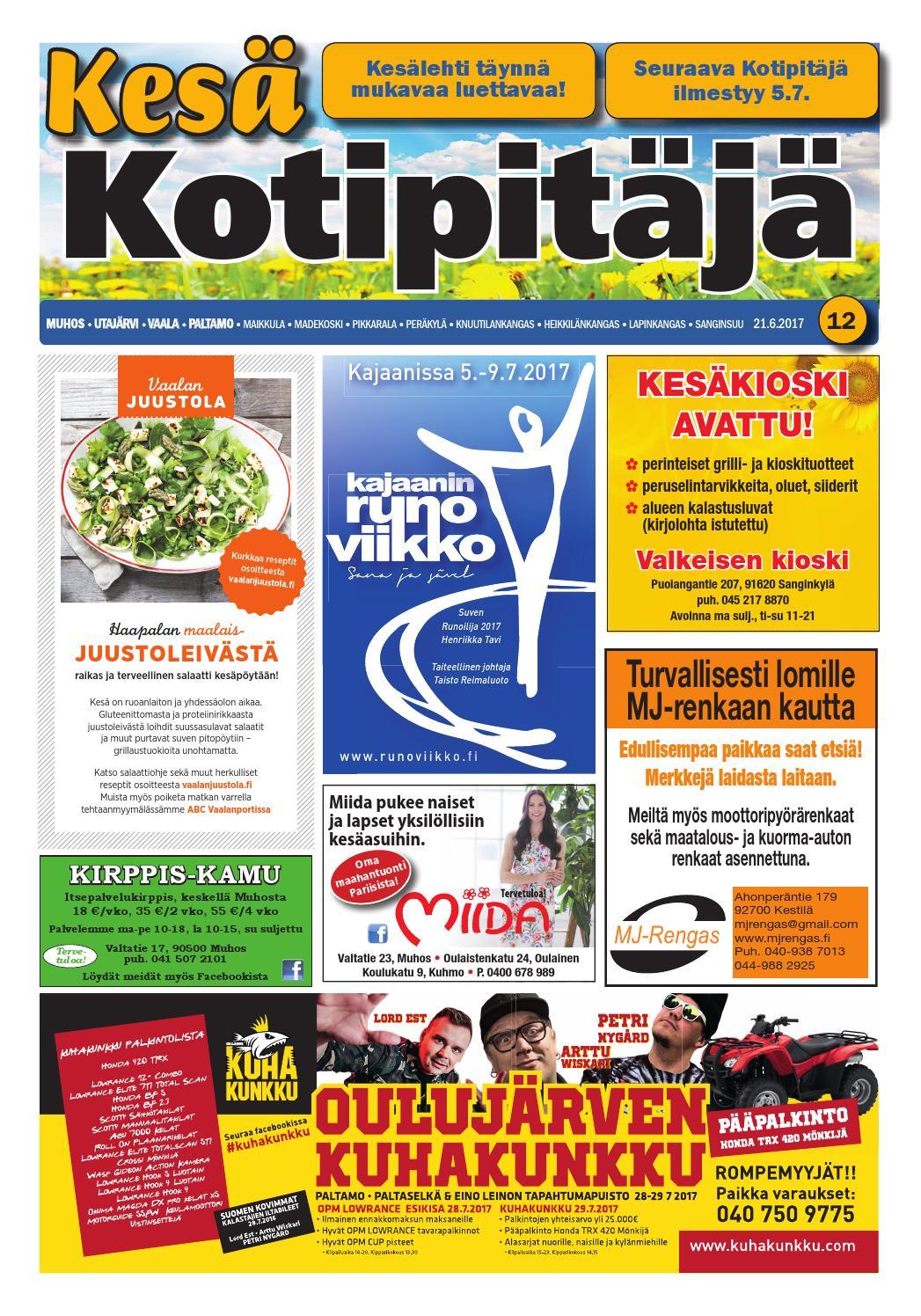 Uutiset - Laitasaaren Veto