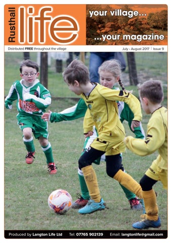 Rusthall life Issue 9