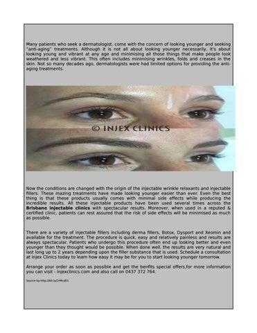 Injectables clinic brisbane injex clinics by Injex Clinics