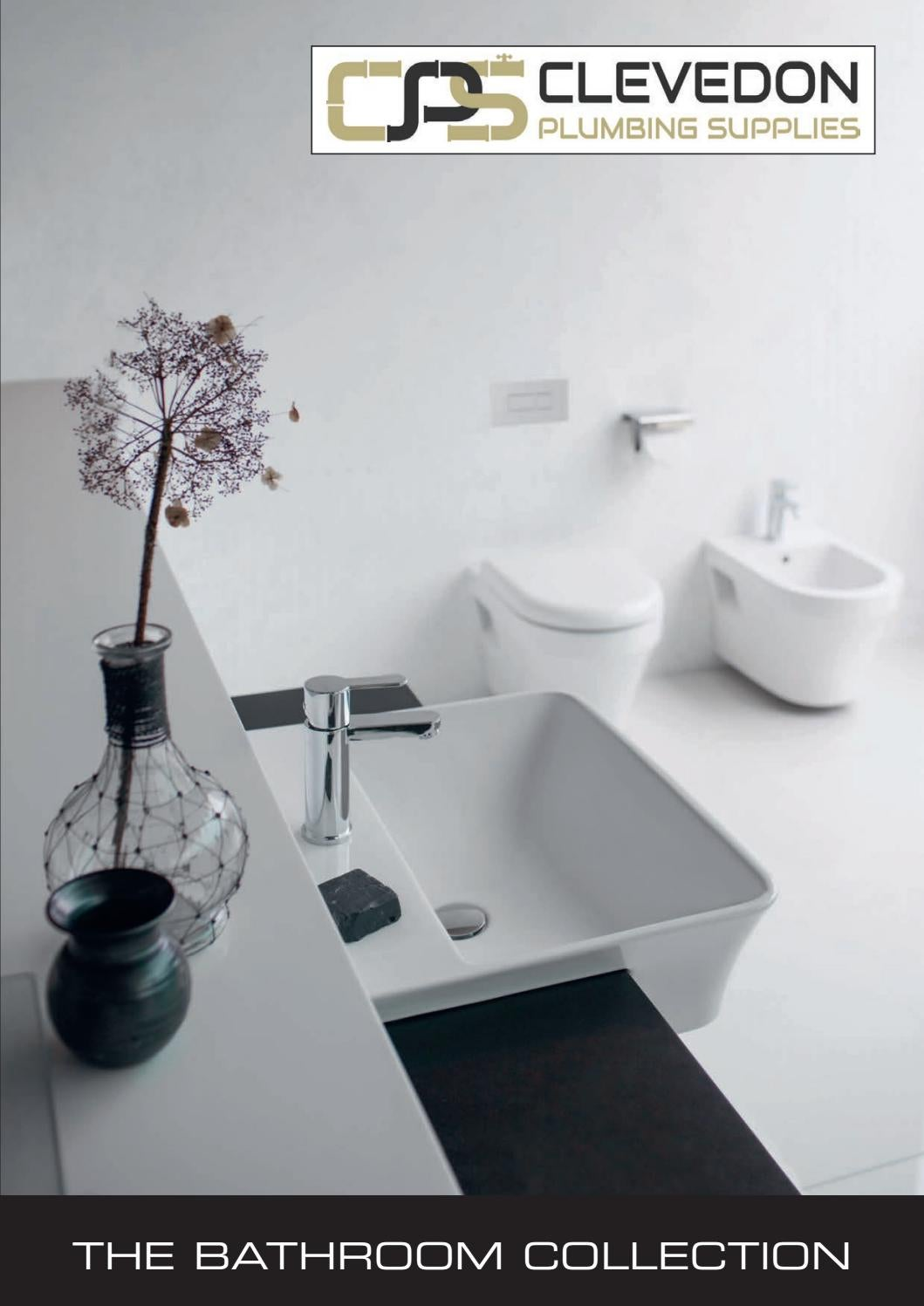 Clevedon Plumbing Price Book Issue 26 Lr By New Vario 110 Esp Cbs Grande White Brebes Supplies Issuu