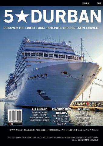 eca6c1cfcdd 5 Star Durban Issue 12 by Sassy Publishing (Pty) Ltd - issuu