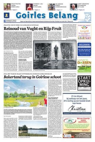 b026e0beece Goirles Belang 21-06-2017 by Uitgeverij Em de Jong - issuu