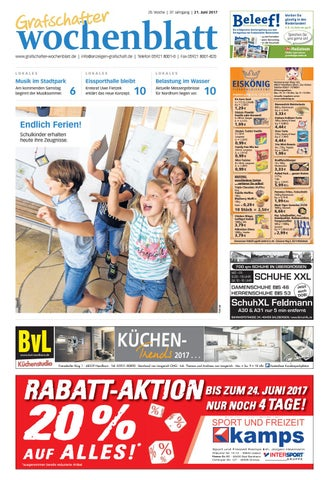 Grafschafter Wochenblatt_21 06 2017 By SonntagsZeitung   Issuu
