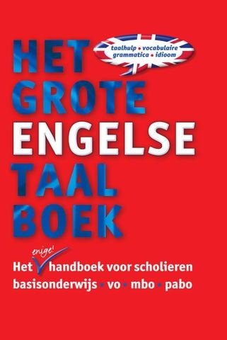 Het Grote Engelse Taalboek Preview By Donkigotte Issuu