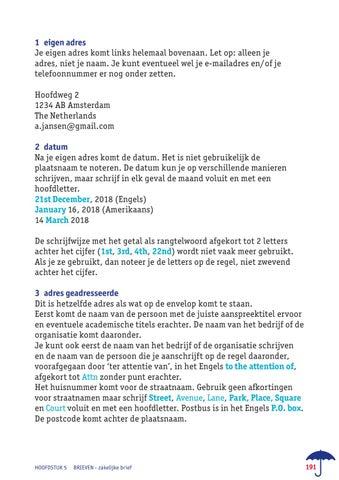 engelse datum brief Het Grote Engelse Taalboek   preview by Donkigotte   issuu