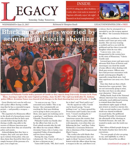 Tln62117 By The Legacy Newspaper