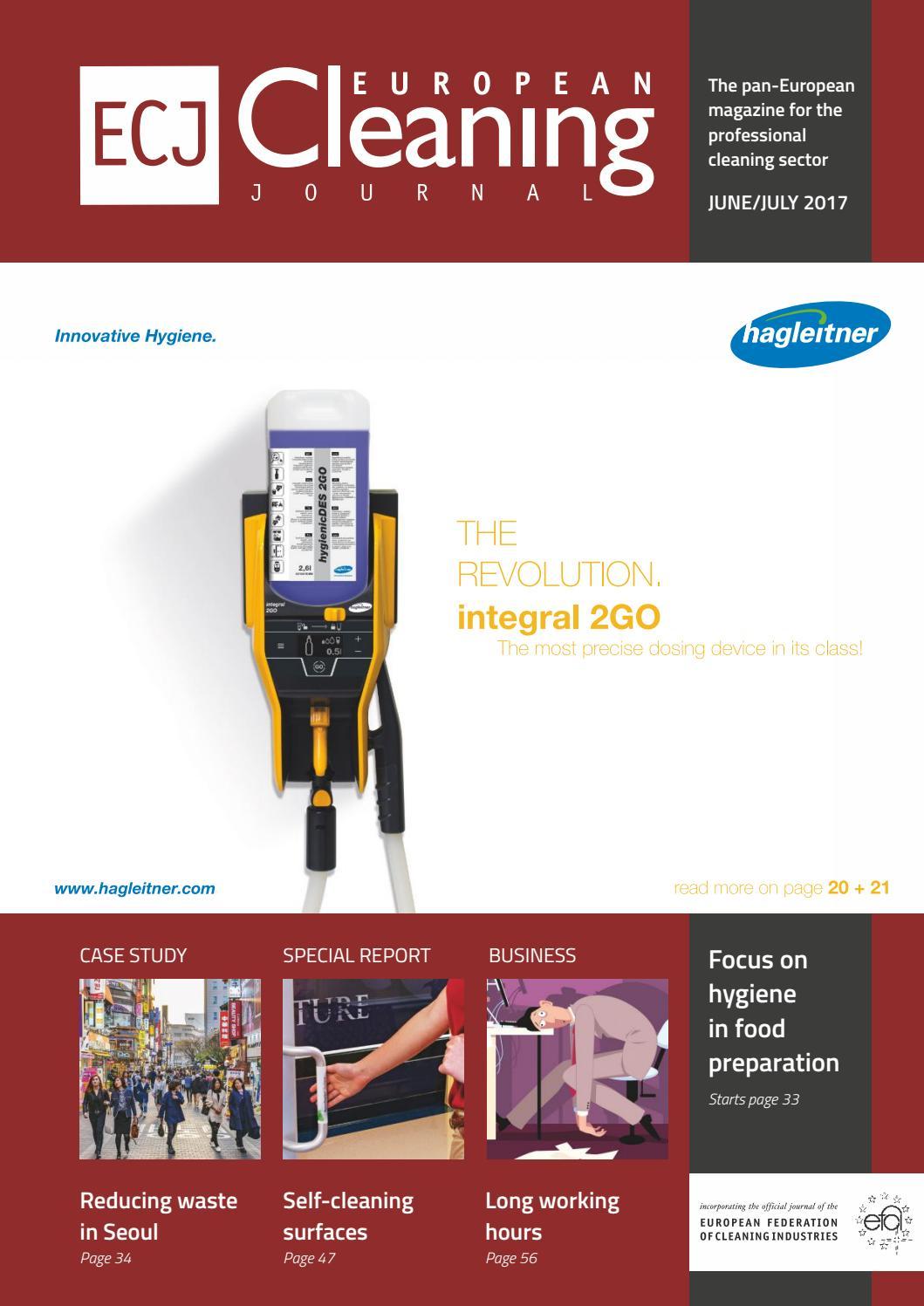 Bonus Porte Interne 2018 june/july 2017 by european cleaning journal - issuu