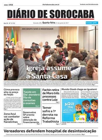 9267628edcb Edição 21 de junho de 2017 by DIÁRIO DE SOROCABA - issuu