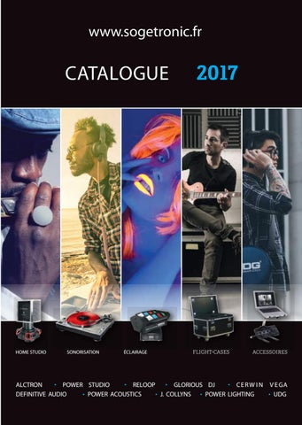 d74f786cd3bc38 Sogetronic catalogue 2017 by Morgan Coeurdray - issuu