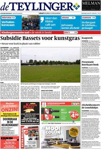 Tl week 25 17 by Uitgeverij Verhagen issuu