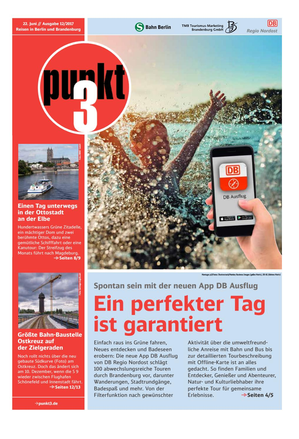 Punkt3 Ausgabe 12/2017 vom 22.06.2017 by S-Bahn Berlin GmbH - issuu