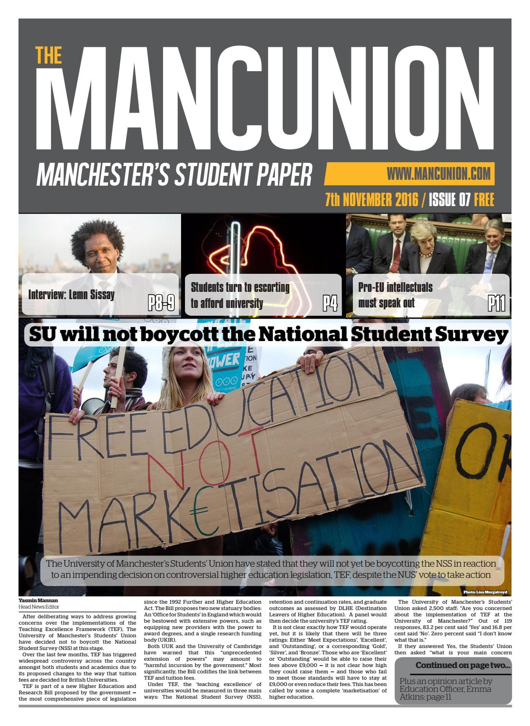 online store 79f5d 54a8a Issue7 by The Mancunion - issuu