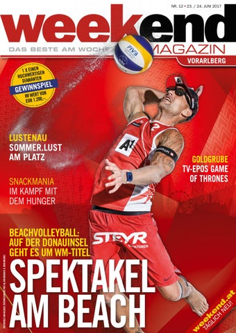 Weekend Magazin Vorarlberg 2016 KW 48 by Weekend Magazin