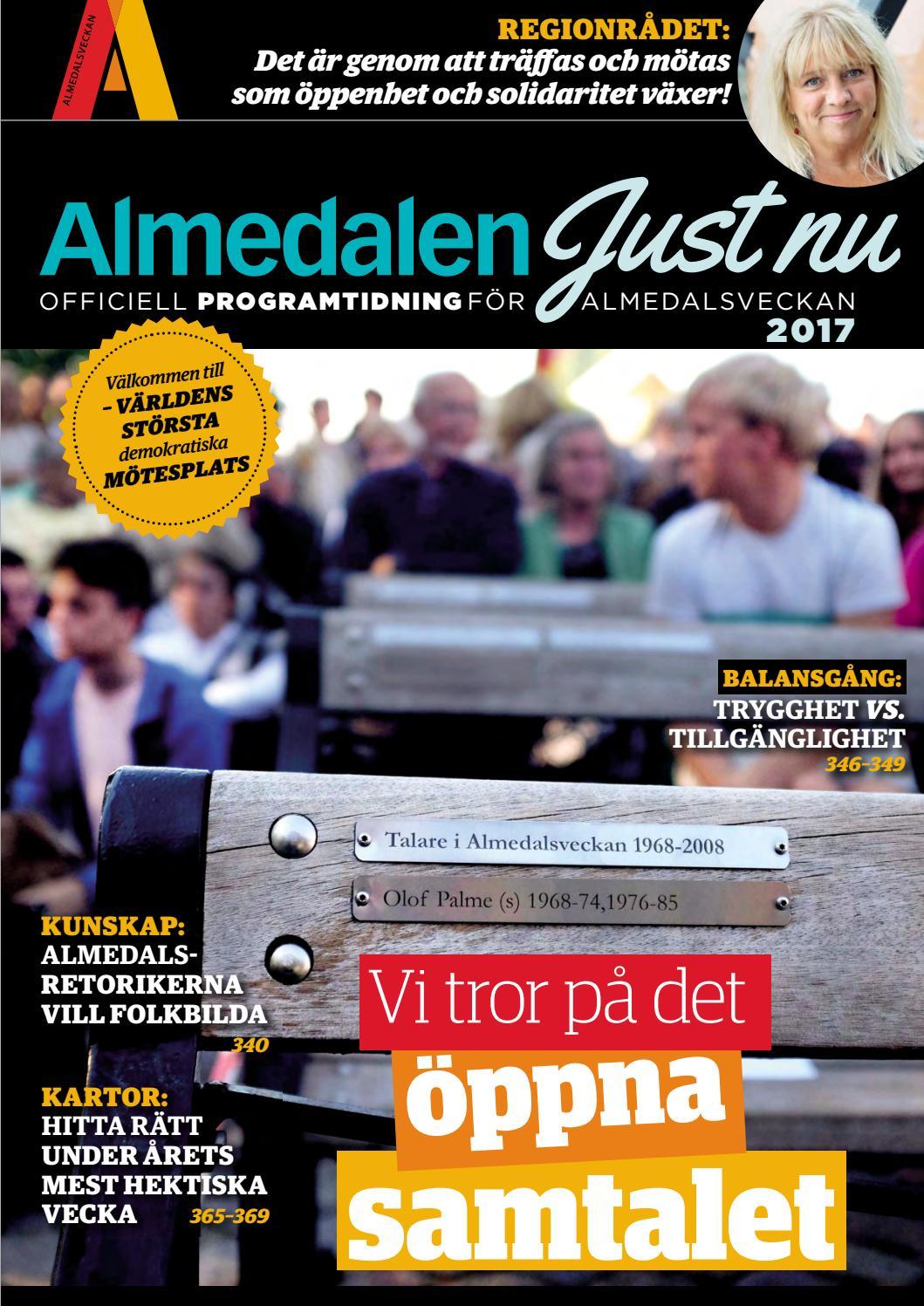 Almedalen2017 by NTM Digital Produktion - issuu 185c80142e2f6