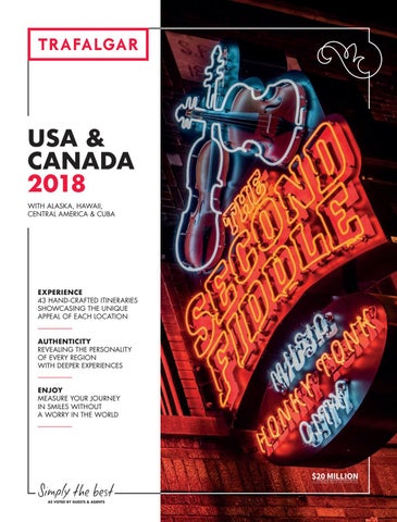 279df0fc9dc1b5 USA and Canada for USA by Trafalgar - issuu