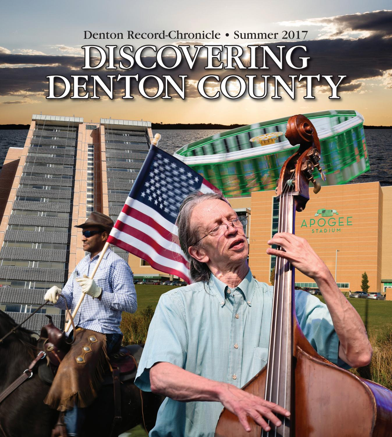 2017 Discovering Denton County by Larry McBride issuu