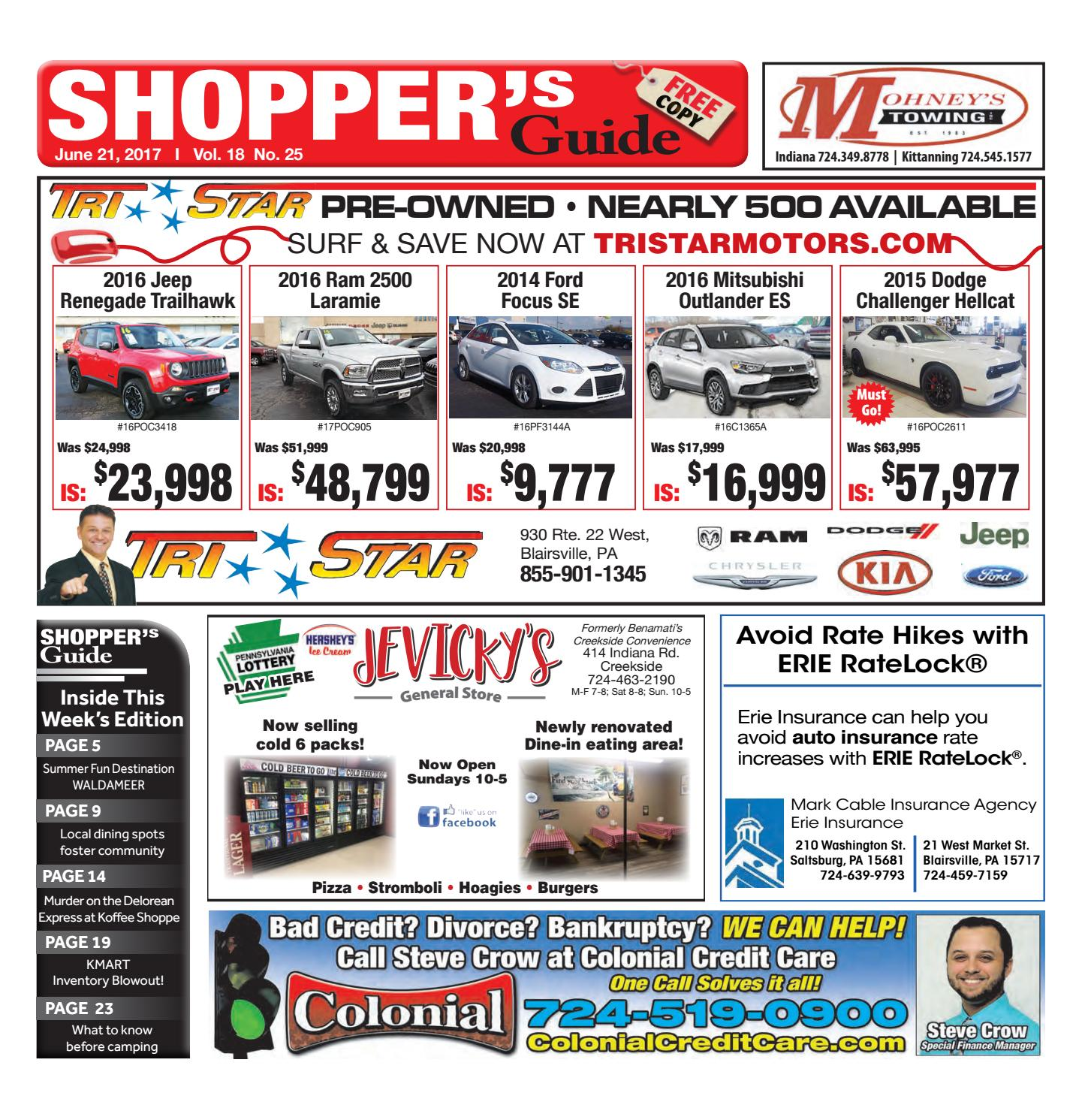 Shoppers Guide June 22 by Indiana Printing & Publishing issuu