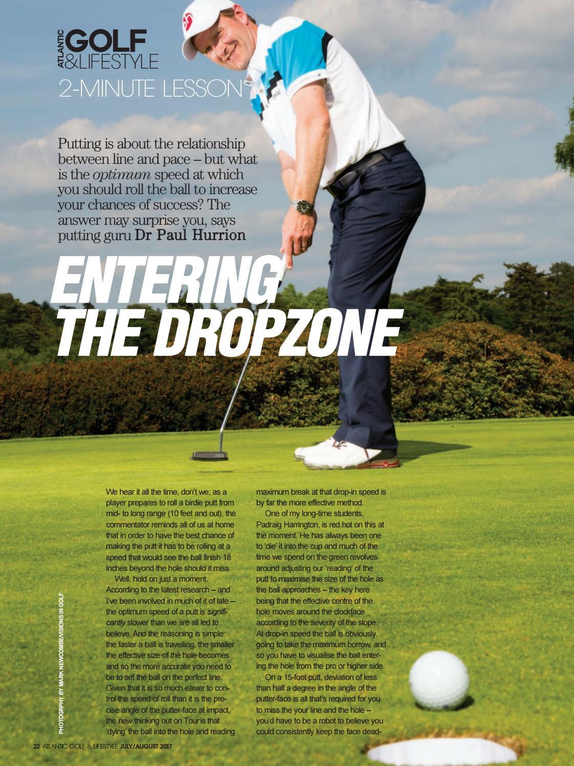 atlantic golf u0026 lifestyle magazine issue1 july august 2017 by