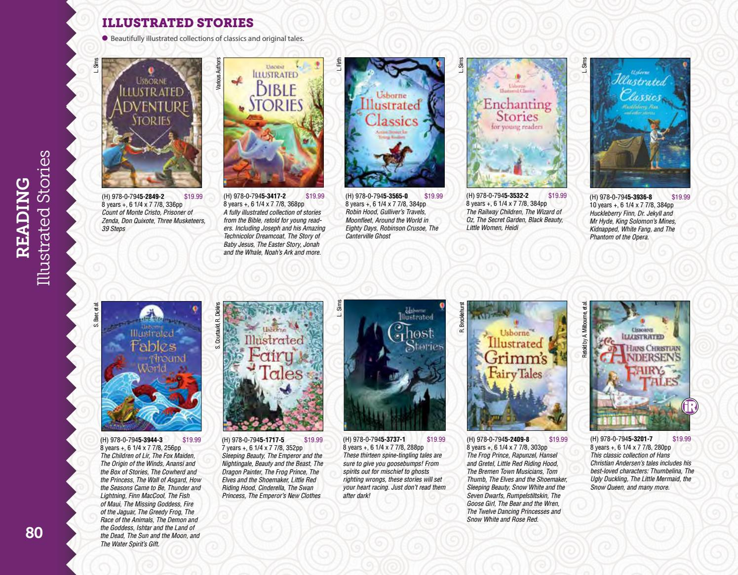 Usborne Books More Fall 2017 Full Catalog By Usborne Books