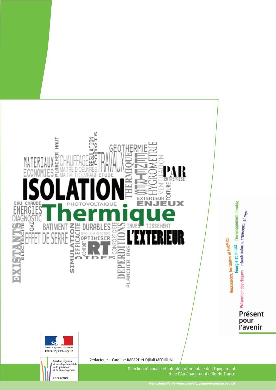 40 questions lors d 39 une isolation thermique par l for Cout d une isolation par l exterieur
