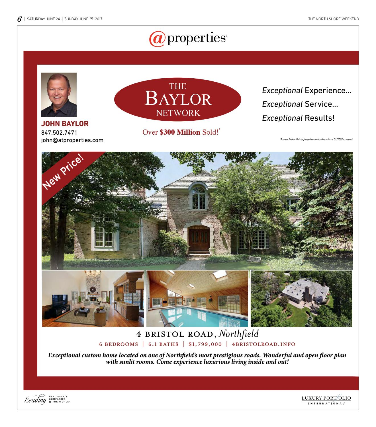John Baylor Prep 01 18 2017 >> The North Shore Weekend East, Issue 246 by JWC Media - Issuu