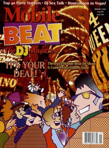 Issue 036 - January 1997 - IT'S YOUR DEAL! by Mobile Beat