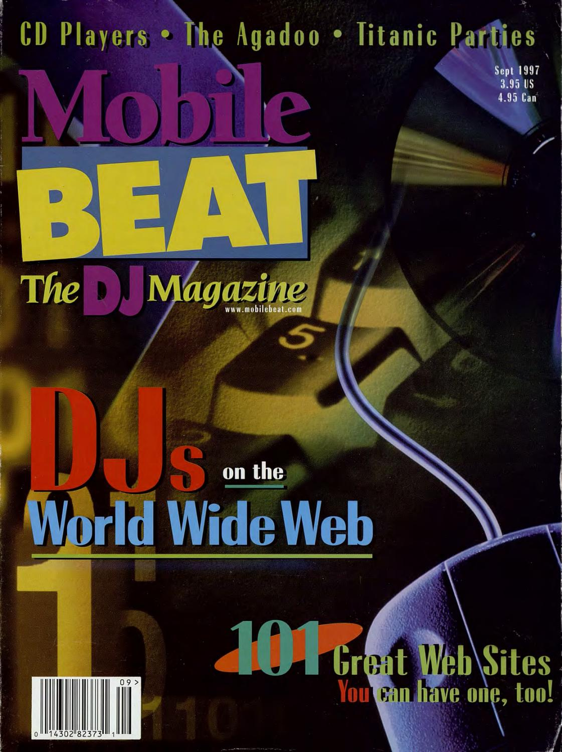 Issue 040 - September 1997 - DJs on the World Wide Web by