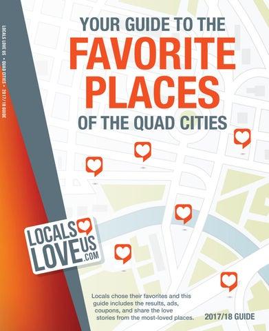 Locals Love Us Quad Cities 2017 18 Guide
