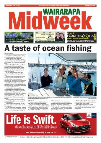 Wairarapa Midweek Wed 21st June by Wairarapa Times-Age - issuu