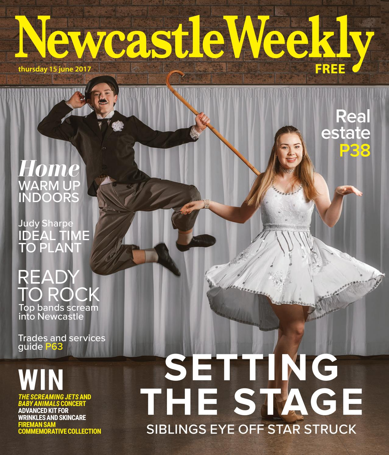 d269c14b051 15 June 2017 by Newcastle Weekly Magazine - issuu