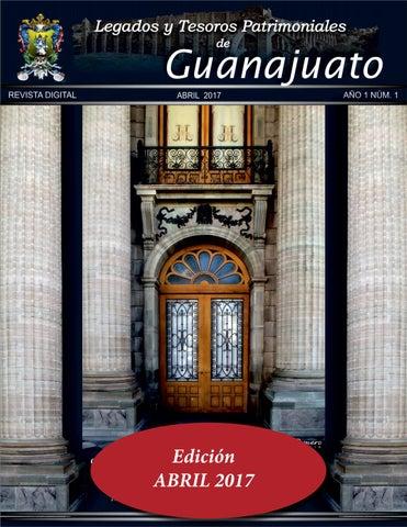 ba03365e5dd2 GUANAJUATO - LEGADOS Y TESOROS PATRIMONIALES - abril 2017 by EMILIO ...
