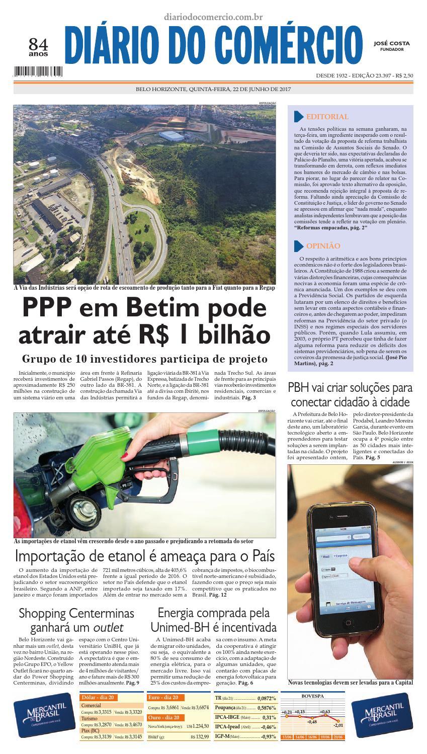 5febd36d5 23397 by Diário do Comércio - Belo Horizonte - issuu