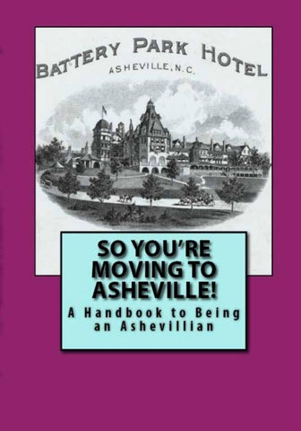 Wayback Machine Asheville 1984 >> So You Re Moving To Asheville By Henderson County Open Studio Tour