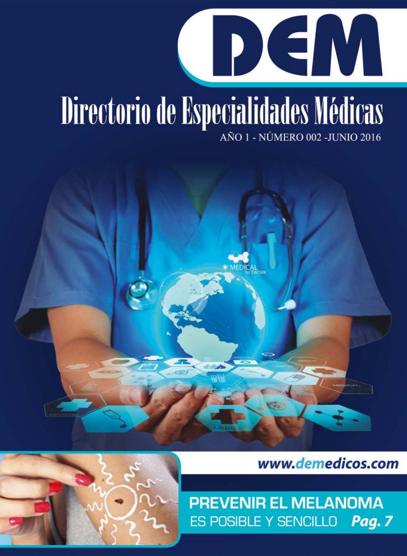 Catalogo Junio 2016 By Demedicos Issuu
