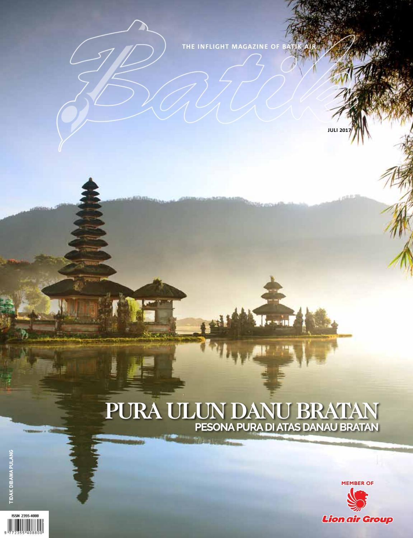 BATIK JULI 2017 By Batik Air Magazine Issuu