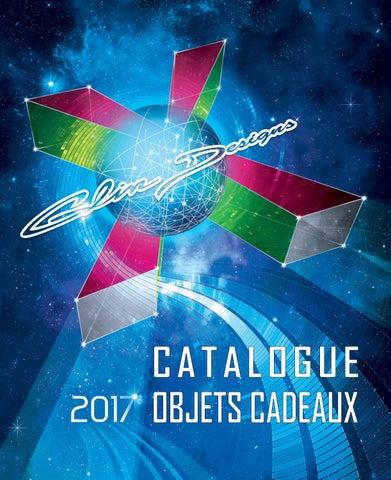 Catalogue 2017 Objets Cadeaux Glin Designs By Brunocolin