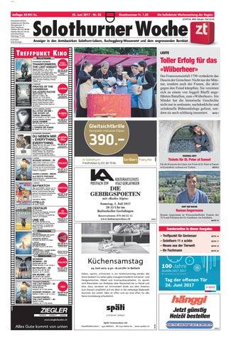 SoWo 25/17 by ZT Medien AG - issuu