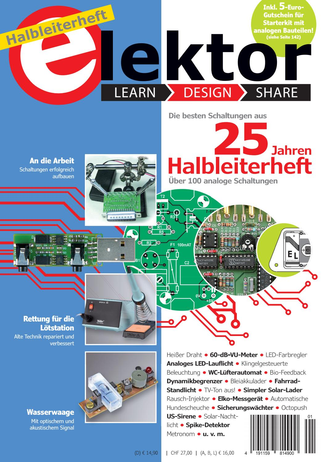 Elektor-Halbleiterheft 2017 by Elektor - issuu