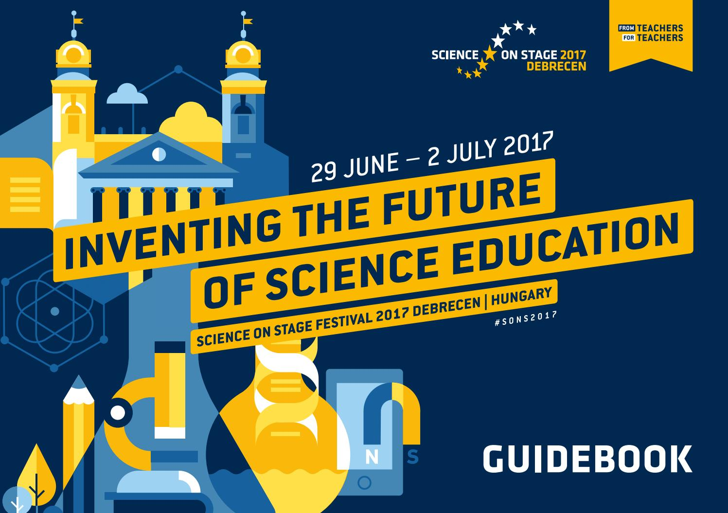 Inventing The Future Of Science Education Guidebook By Zsolt Szabo